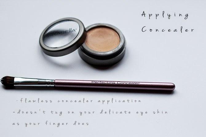 Make-up Brushes 101: Bhumi Brushes | Cella Jane