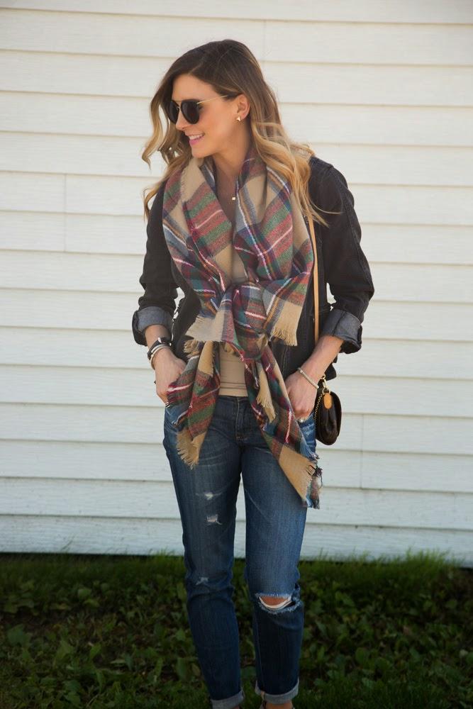 shop-alix-flannel-scarf-blogger
