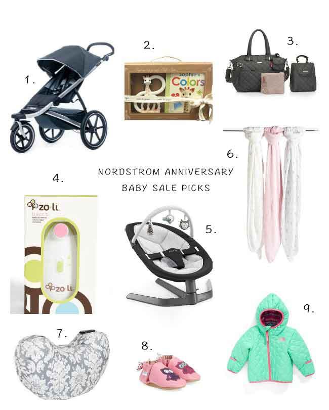 Nordstrom Anniversary Sale- Best Baby Picks   Cella Jane