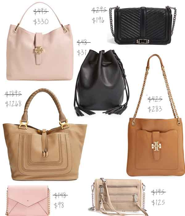 Tory Burch Hobo The Prettiest Pale Pink Satchel And Marked Down 160 Is A Steal Rebecca Minkoff Quilted Crossbody I Love This Bag Have Had My Eye On