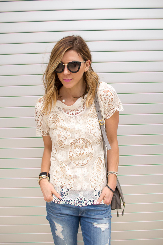 target-lace-top