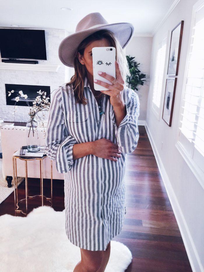 35 Weeks Pregnant   Cella Jane