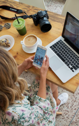 How I Edit My Instagram Photos & Create a Cohesive Feed