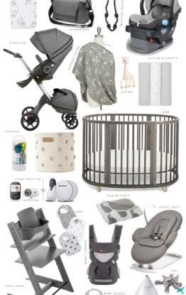 Modern Baby Registry