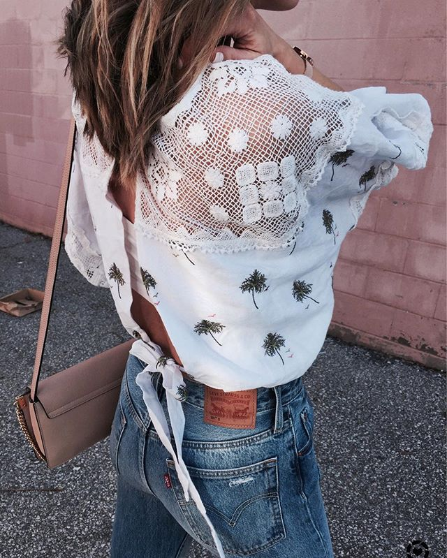 free people, high rise denim, levis, chloe bag