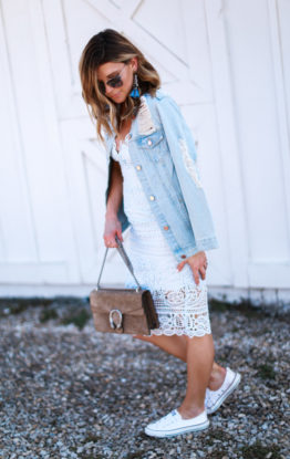 Must Have: Lace Dress