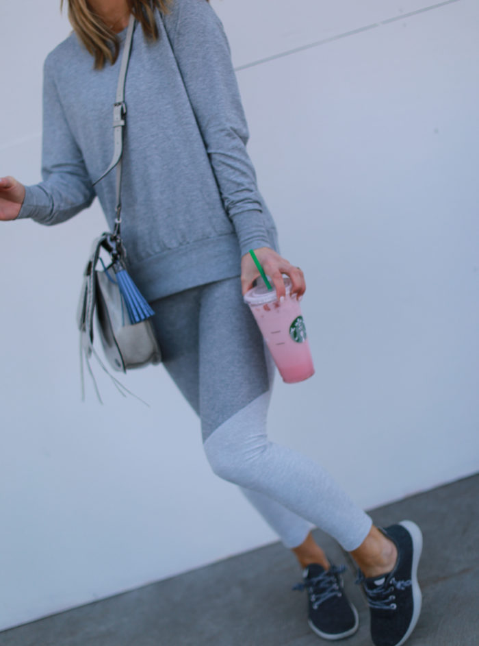 sneakers, grey, all birds, athleisure, crossbody