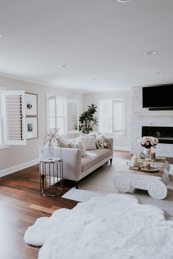 Living And Dining Room Home Tour Cella Jane