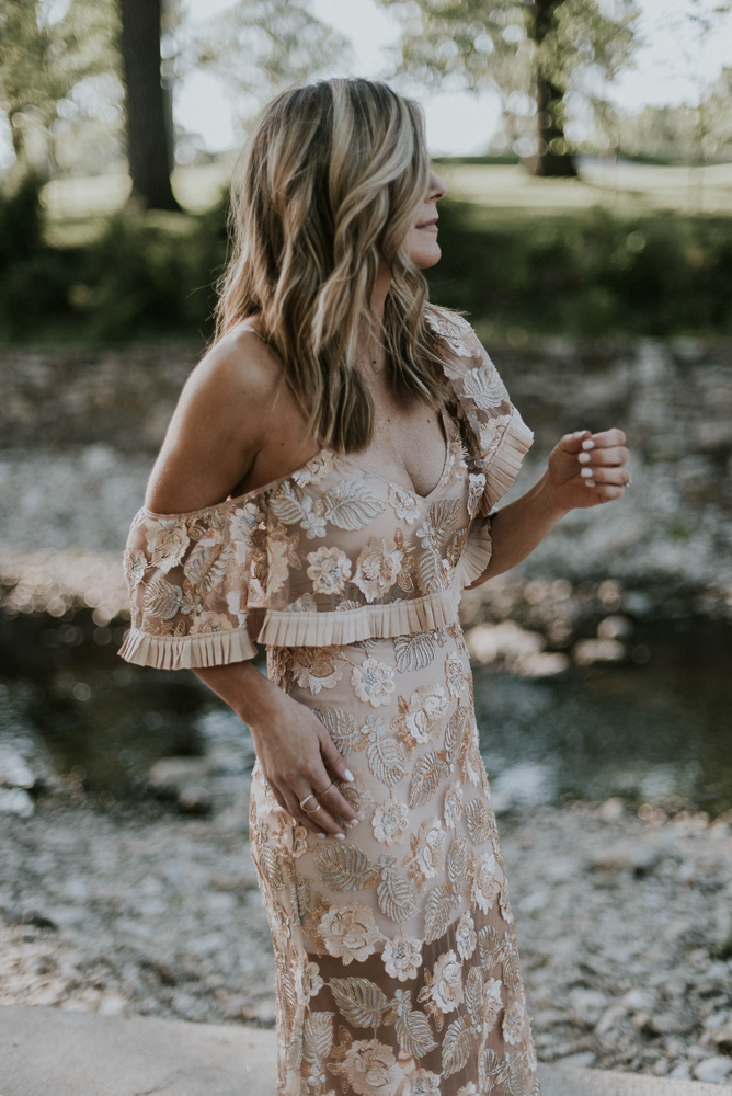 Alice McCall dress, formal wear