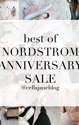 Closet Staples From The Nordstrom Anniversary Sale + Giveaway Winners