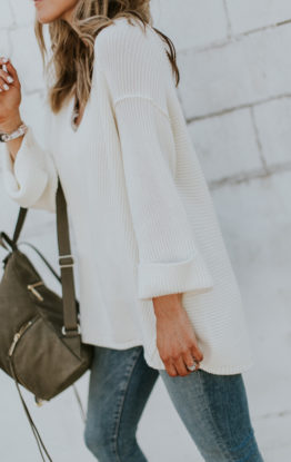 Nordstrom Anniversary Sale Look: Best Pullover Sweater