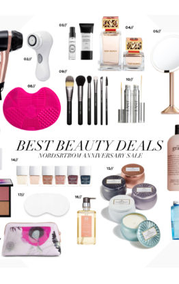 NORDSTROM ANNIVERSARY SALE: BEST BEAUTY SALE EXCLUSIVES