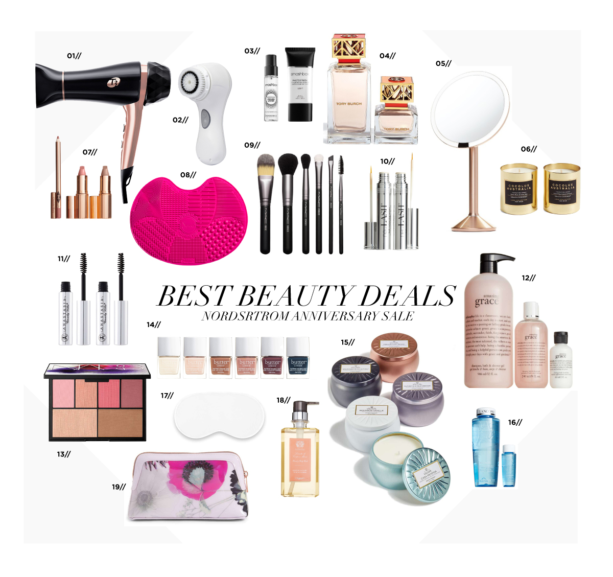 NORDSTROM ANNIVERSARY SALE: BEST BEAUTY SALE EXCLUSIVES | Cella Jane