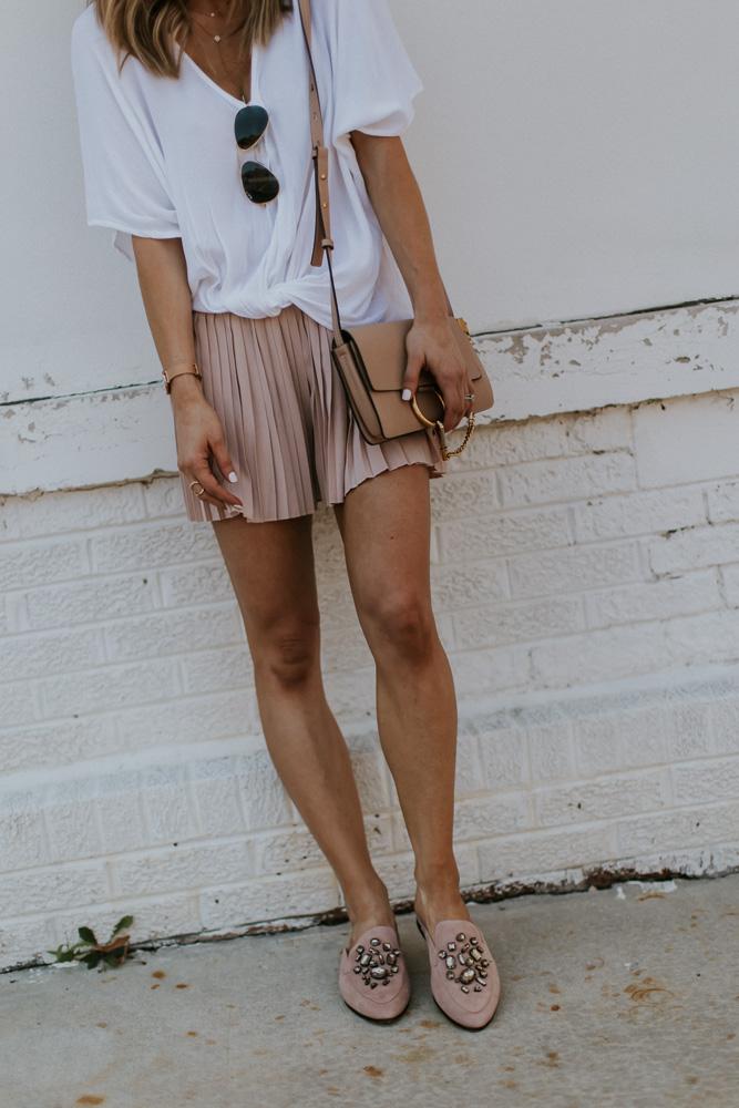 nordstrom anniversary sale 2017 blush shorts