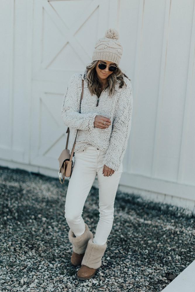 Fuzzy Fleece Under 100 Cella Jane