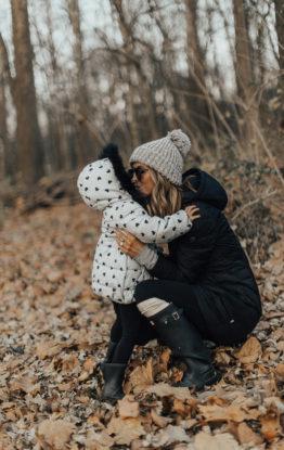 Cold Weather Favorite: Bernardo Coat + Giveaway