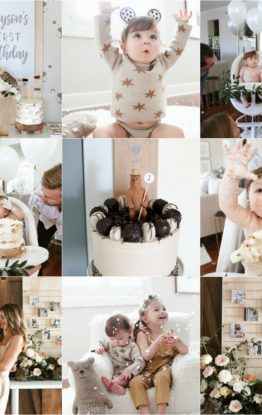 Greyson Turns One | First Birthday