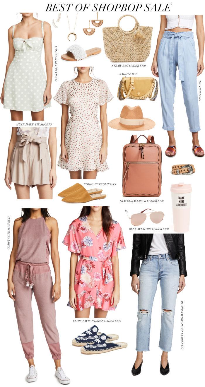 shopbop spring sale 2018