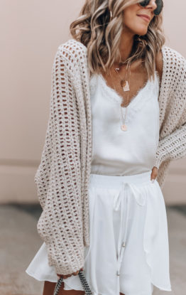 How To Layer Necklaces & My Current Favorites