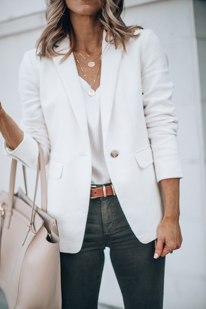 A Cute Business Casual Outfit Cella Jane