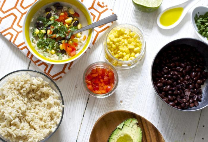 kid-friendly fiesta bowl