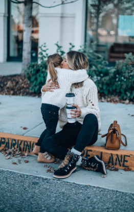 How to have a mommy and me day with River Island