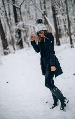 5 Essentials for a Winter Ready Wardrobe