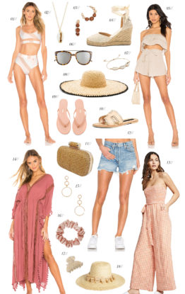 Affordable Vacation Pieces in my Cart // All Under $100