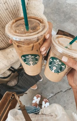 11 Healthier Starbucks Drinks To Try On Your Next Order // Volume 1