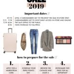 nordstrom anniversary sale 2019 sale dates
