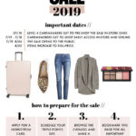 Nordstrom Anniversary Sale 2019 dates