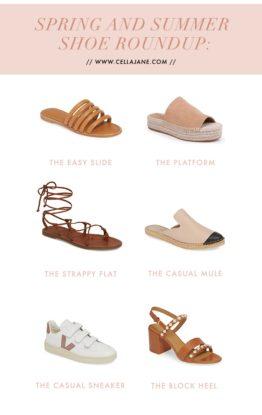 Spring & Summer Shoe Roundup