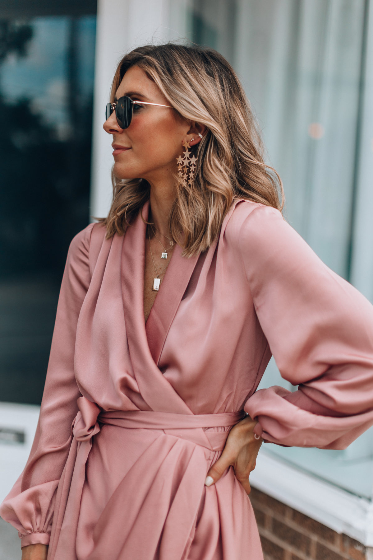 WHAT TO WEAR TO A PRE FALL WEDDING  Cella Jane