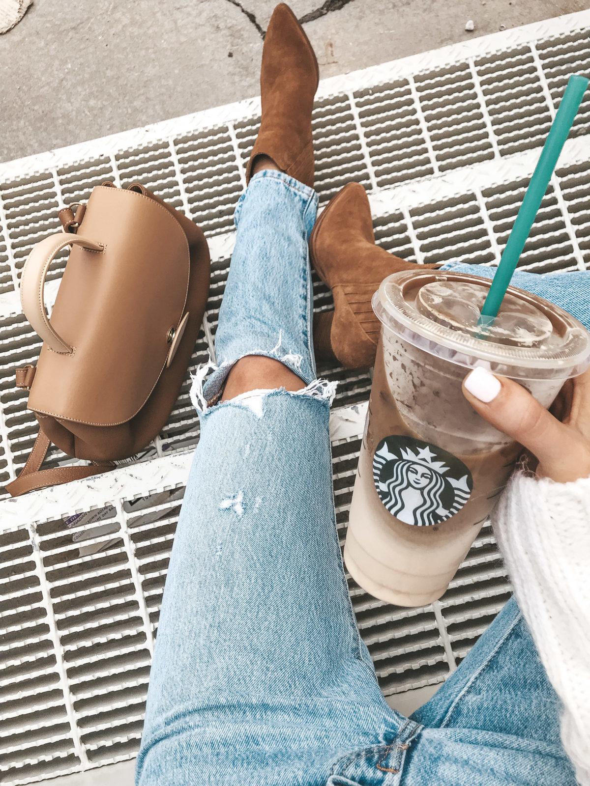 Healthier Starbucks Drinks Fall Edition Cella Jane