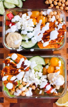 15 Healthy Dinner Recipes You Can Meal Prep on Sunday
