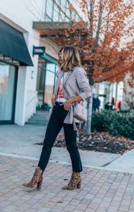 The Must-Have Blazer this Fall + My Annie Bing Favorites!