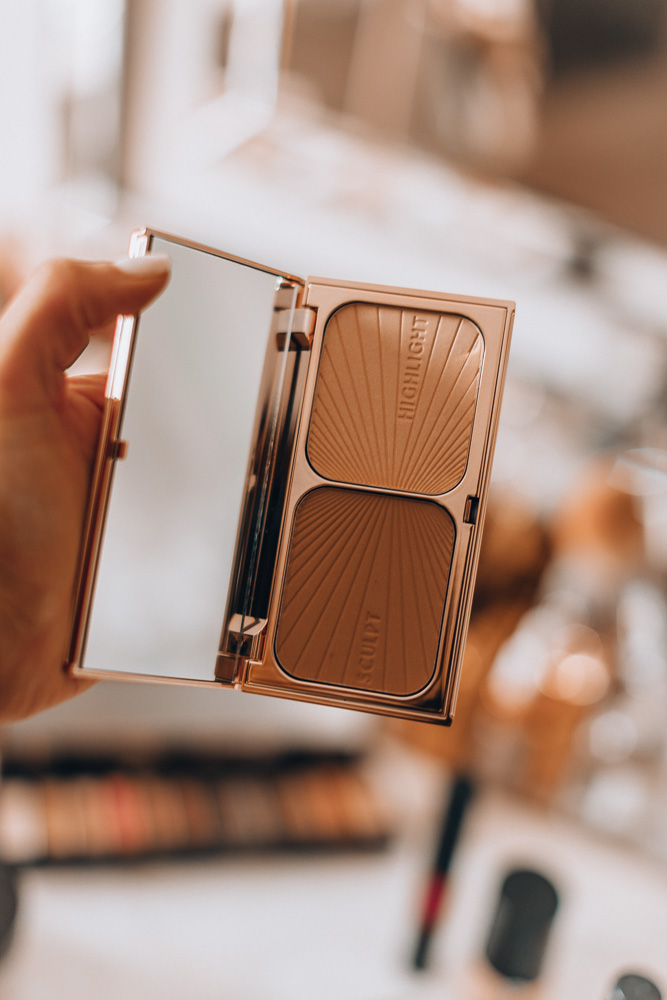 charlotte tilbury Filmstar bronze and glow contour duo