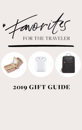 Gift Guide: For the Traveler