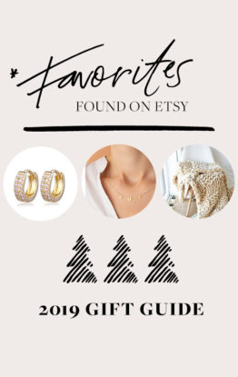 Gift Guide: Etsy Ready to Ship Gifts