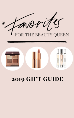 Gift Guide For the Beauty Queen + Sephora Sale Beauty Favorites