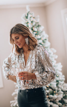 10 Sequin Tops To Wear this NYE