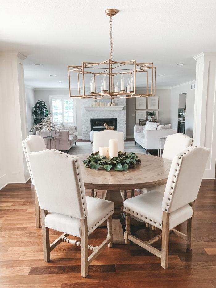 ruang makan dining room
