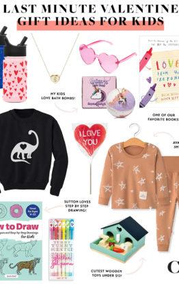 Last Minute Valentine Gift Ideas