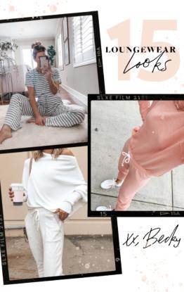 Loungewear Round Up