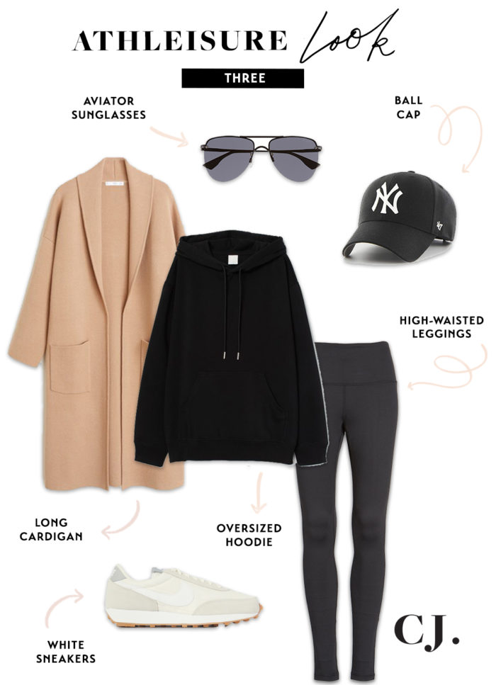 5 Athleisure Outfit Ideas For The Weekend Cella Jane