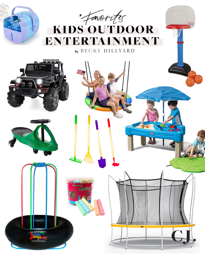 Kids Outdoor Entertainment